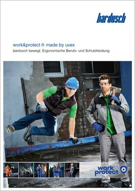 work&protect Brosch�re